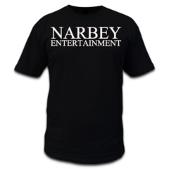 Narbey Entertainment Men Tee
